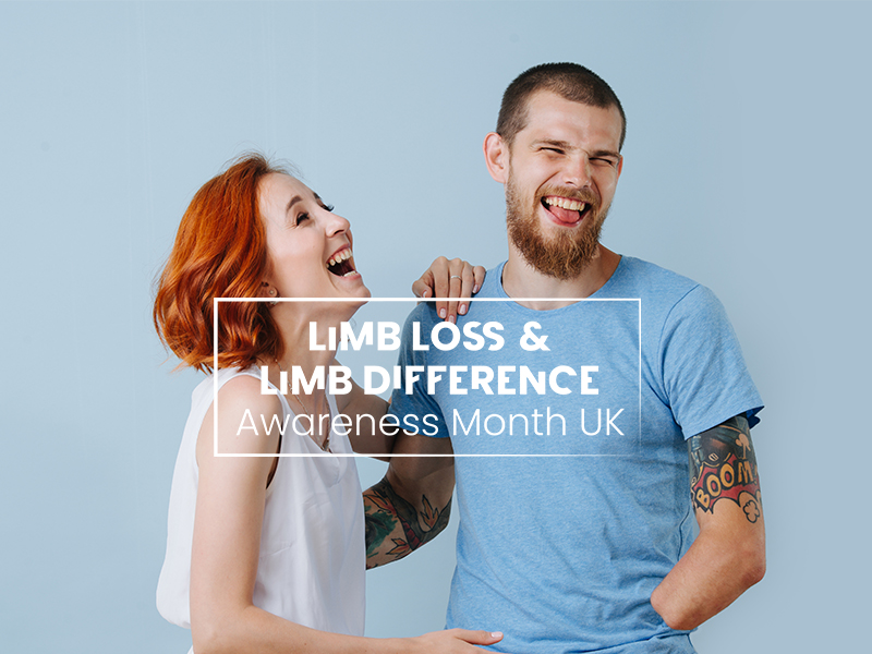 Limb Loss and Limb Difference Awarness Month