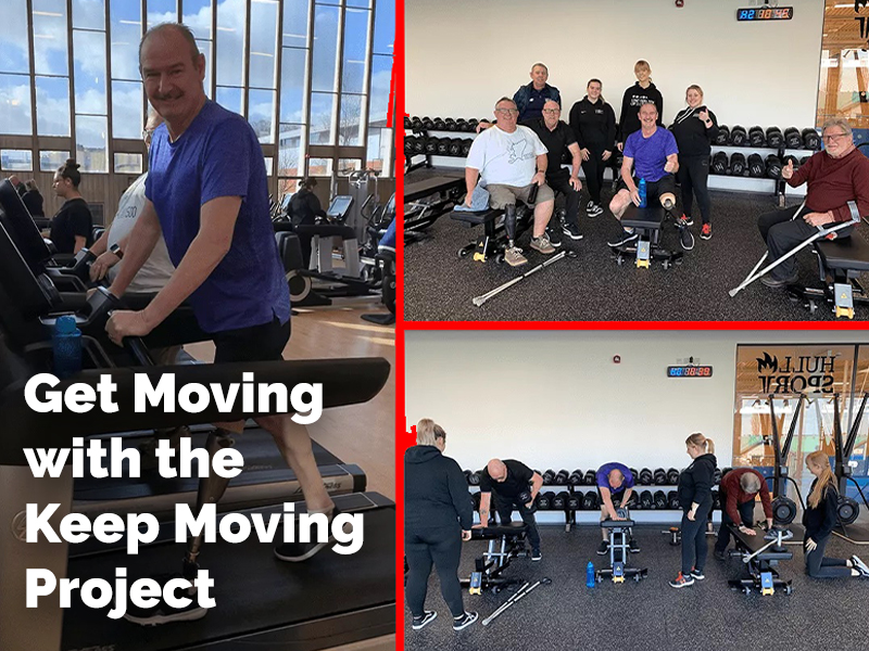 Get Moving with the Keep Moving Project