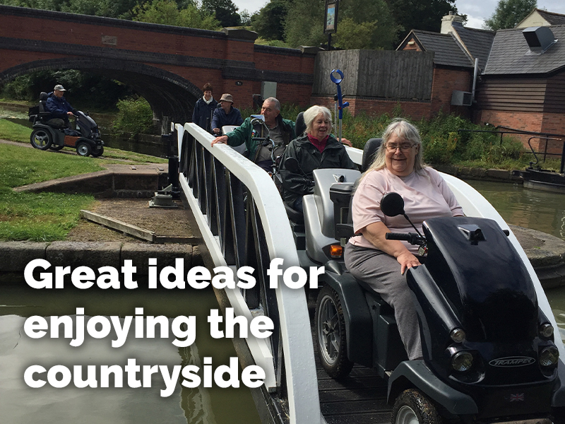 Great ideas for enjoying the countryside