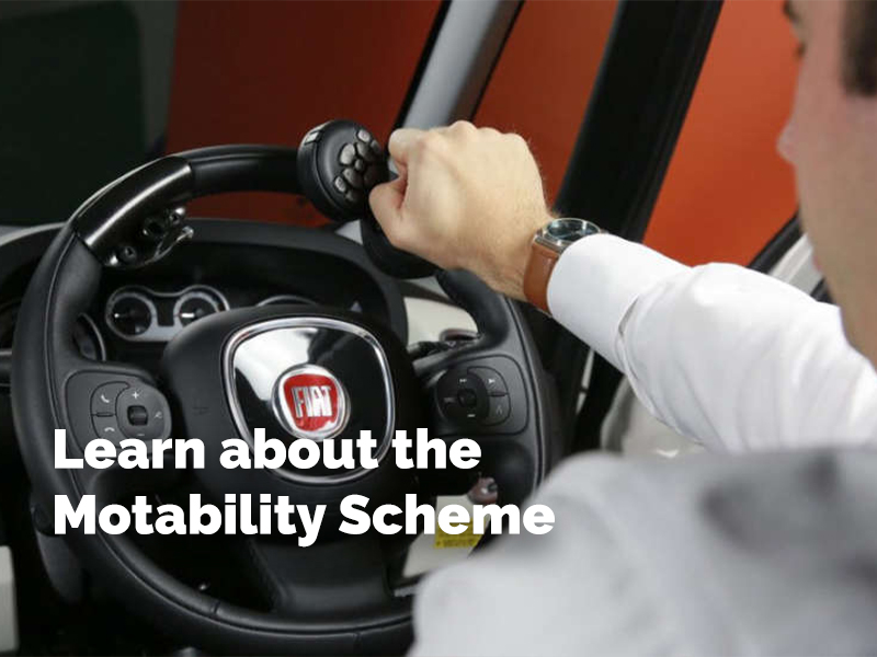 Enjoy more with Motability